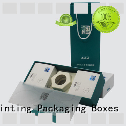 CharmPrinting magnetic gift box for wholesale health care product