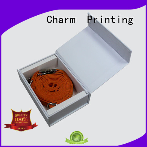 CharmPrinting gift box with magnet gift