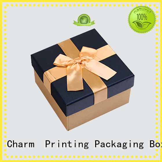 Charm Printing candle gift box on-sale