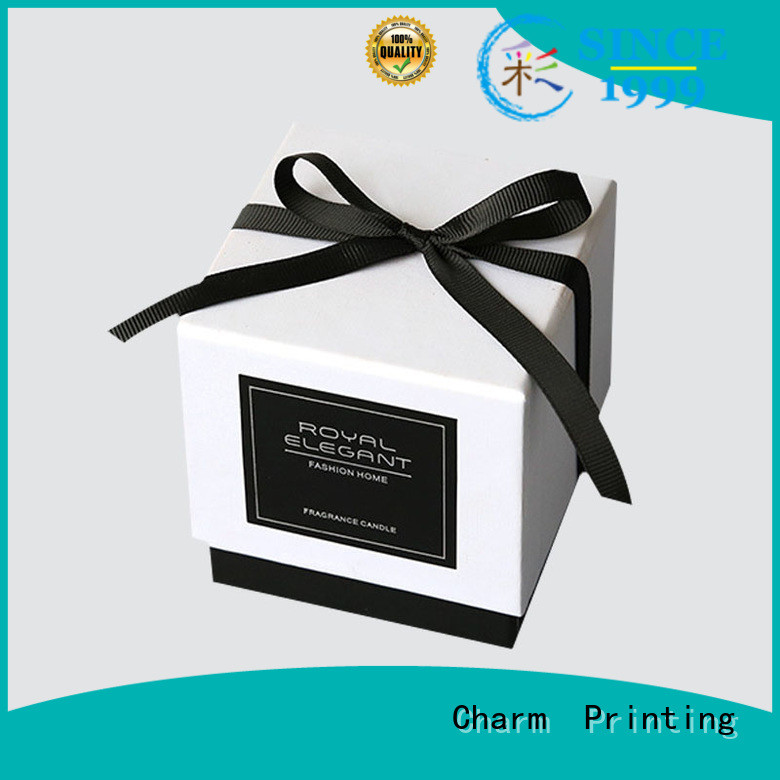 luxury Card candle packaging box on-sale for packaging
