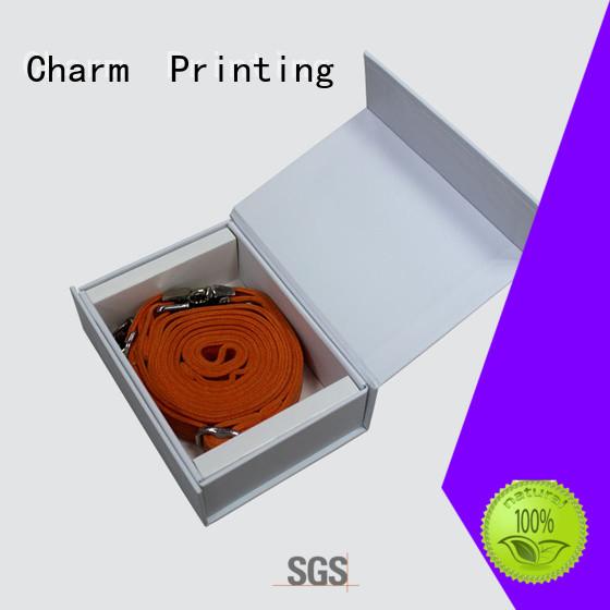 CharmPrinting folding gift box handmade for pet