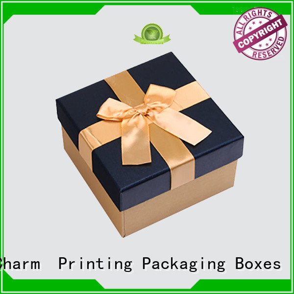 Charm Printing luxury Card candle gift box on-sale gift