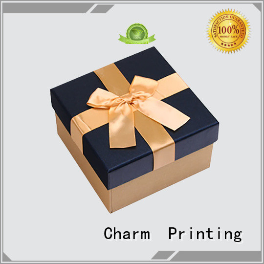 Charm Printing candle packaging box on-sale gift