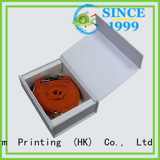 folding gift box for pet CharmPrinting