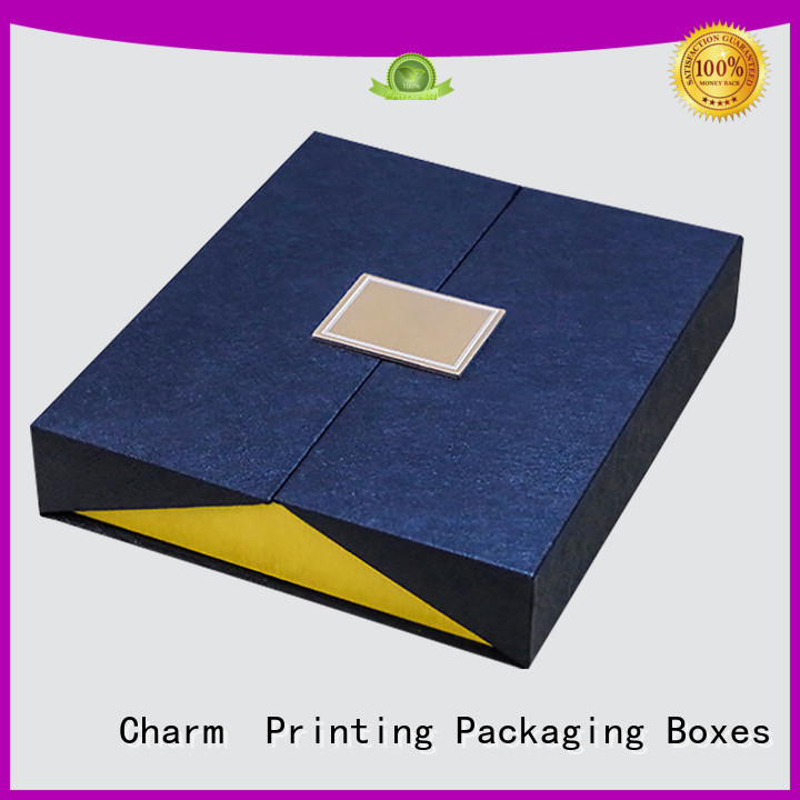 CharmPrinting gift box factory price for packaging
