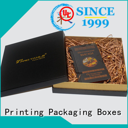 Charm Printing book shape type gift box OEM for gifts