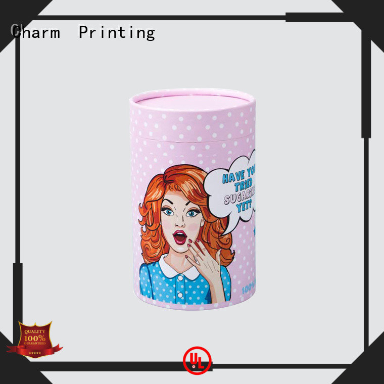 Charm Printing manufacturer apparel packaging boxes handmade for clothes