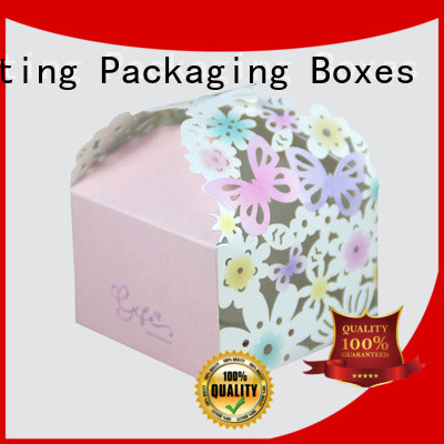 Charm Printing custom favor boxes for wholesale for wedding packaging