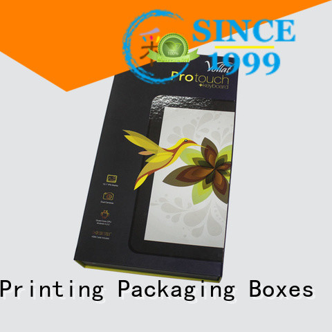 Charm Printing pillow box factory price for food box