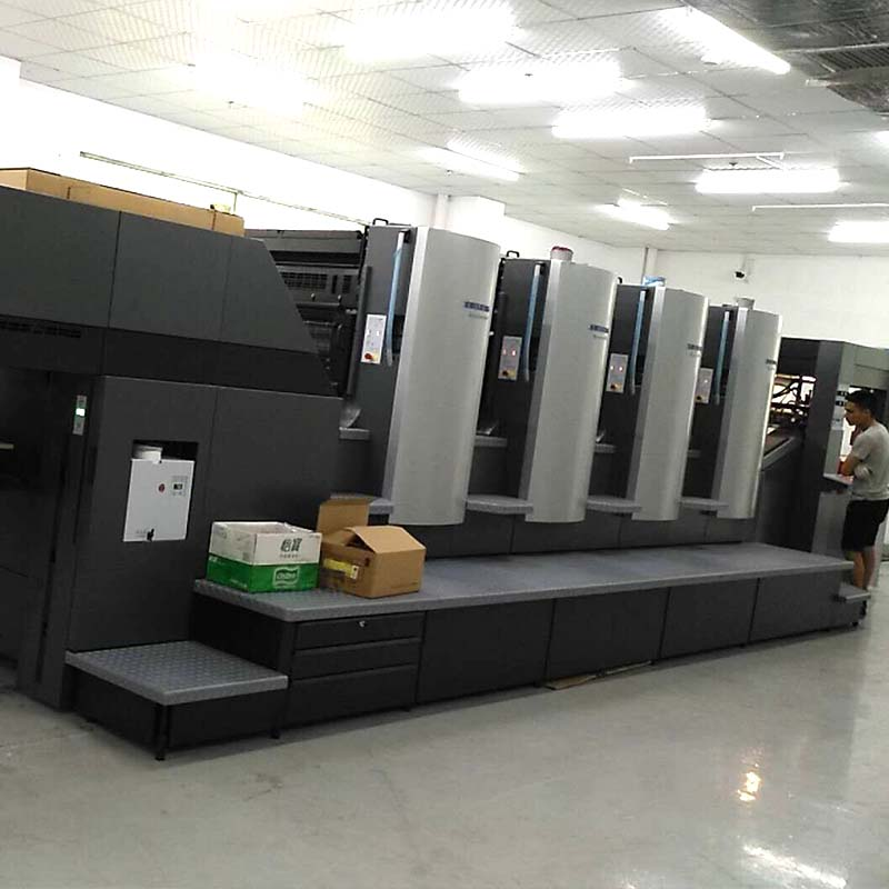 Charm Printing cosmetic box offset printing storage-9