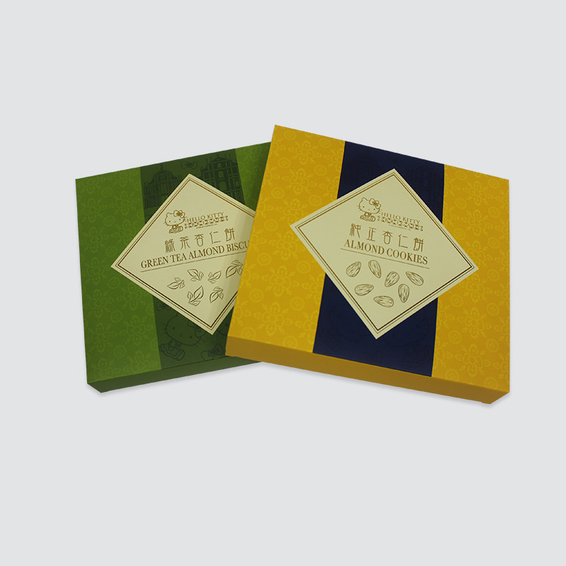 Lid And Base Food Gift Packaging Box