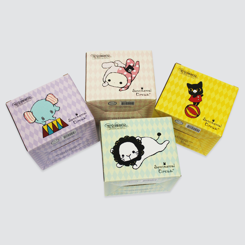 Charm Printing coloful cosmetic box high quality gift package-18