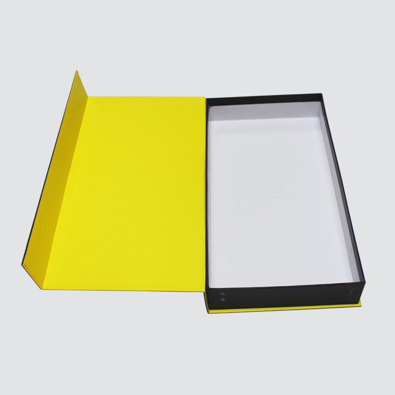 Custom Book Shape Gift Food Box Packaging