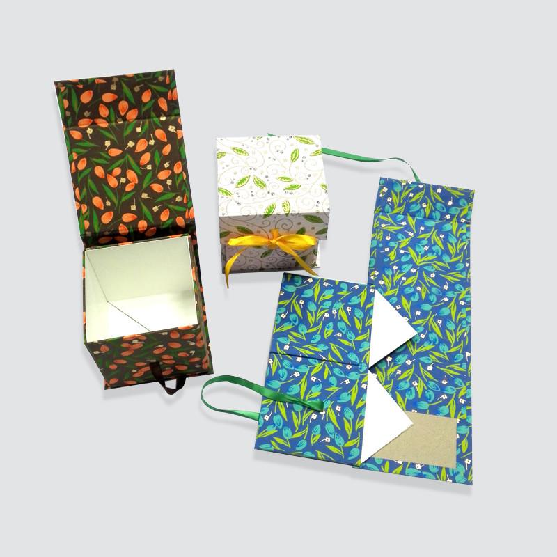 Custom packaging gift box