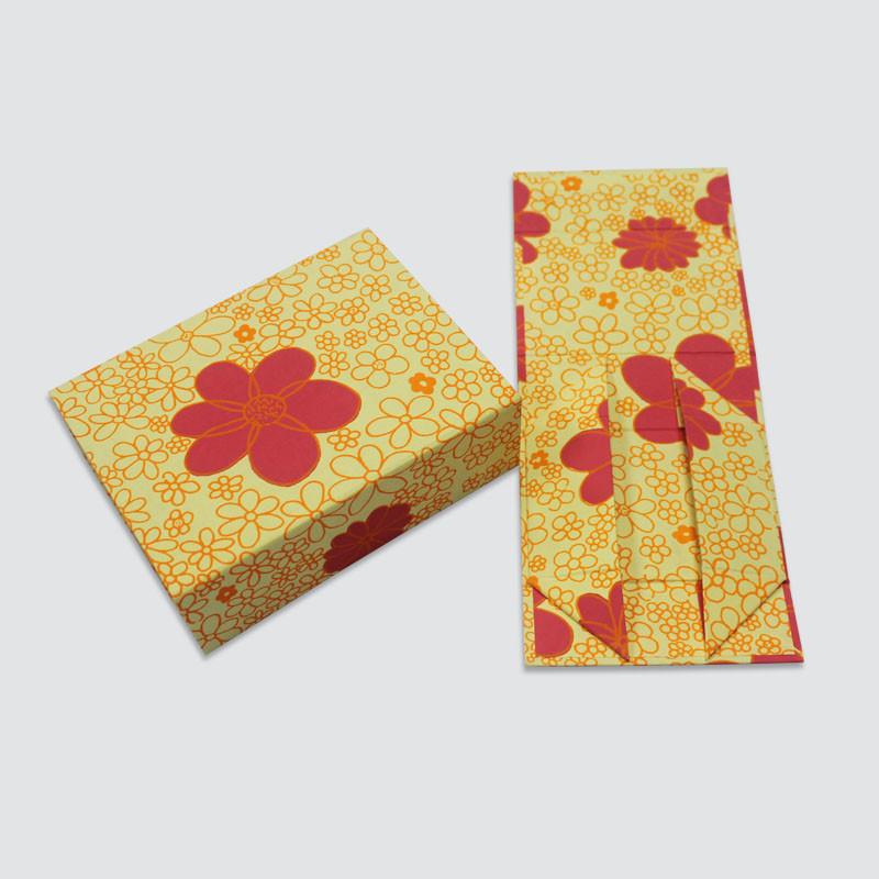 Custom Design Paper Folding gift box packaging
