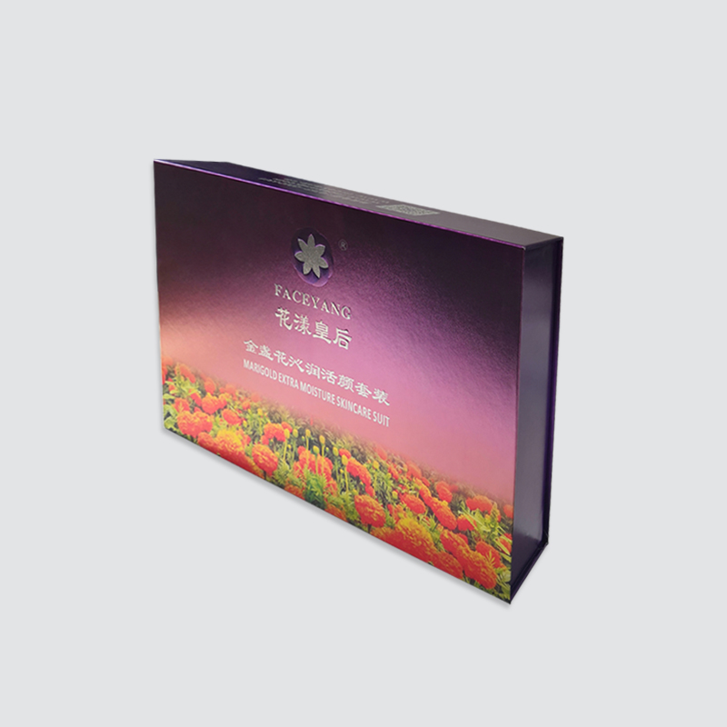 Charm Printing cosmetic box offset printing gift package-2