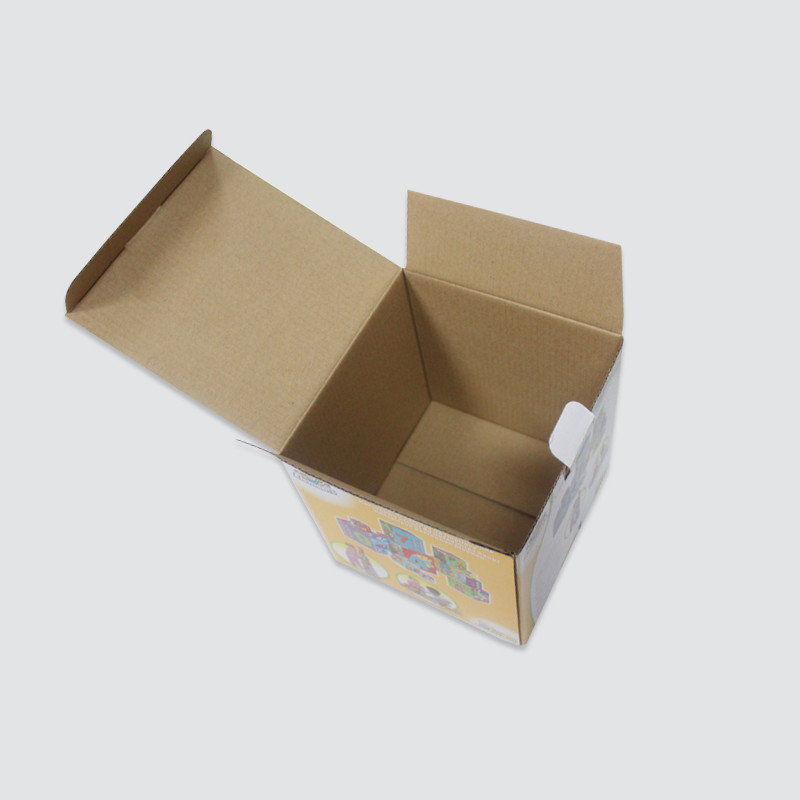 Charm Printing fashion design toy packaging buy now corrugated Box