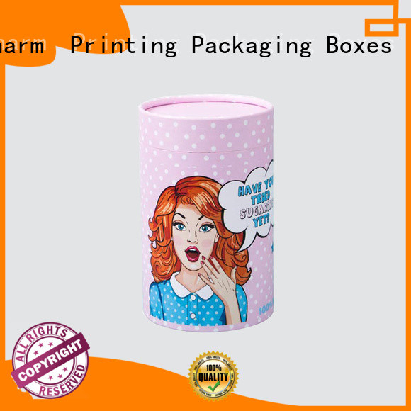 high quality clothing packaging boxes white paperboard for clothes