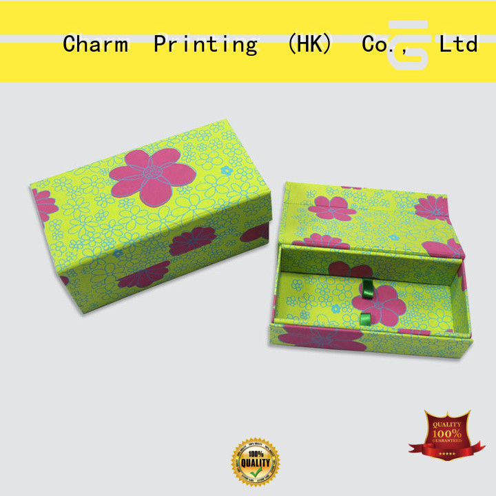 Charm Printing magnet gift box OEM for gifts