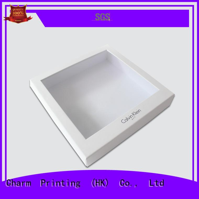 CharmPrinting manufacturer cardboard gift boxes handmade for gift
