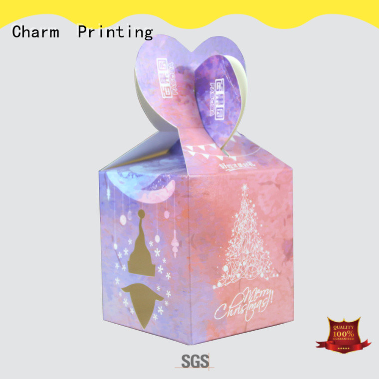 Charm Printing wedding cake favor boxes bulk production for wedding packaging