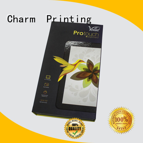Charm Printing with tray food packaging boxes handmade for food packaging