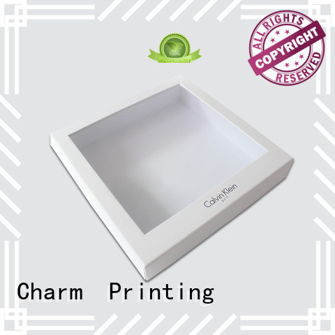 fashion design clothing packaging boxes for apparel