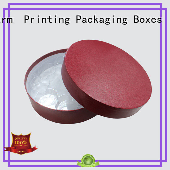 Charm Printing special shape food packaging boxes high quality for food box