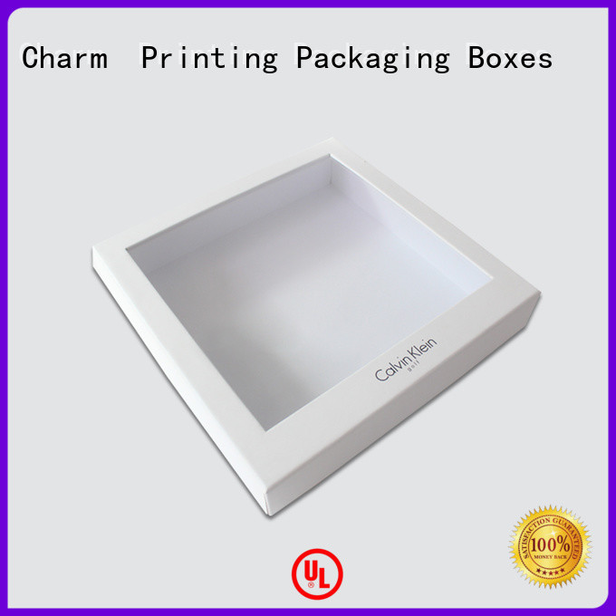 fashion design clothing packaging boxes handmade for clothes