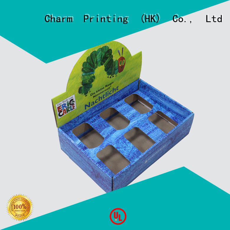 CharmPrinting fashion design toy packaging supplier toys packaging