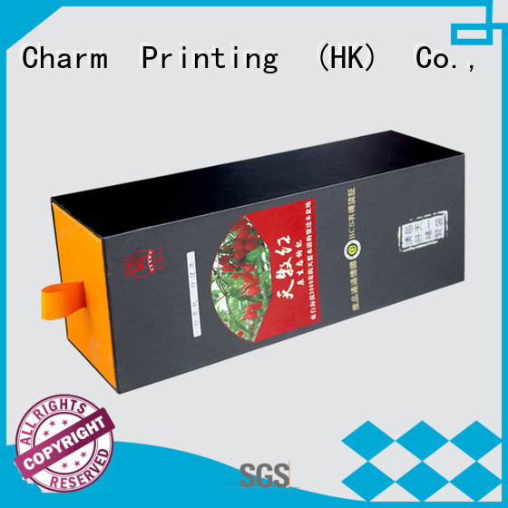 assorted teas gift box factory price for food packaging CharmPrinting