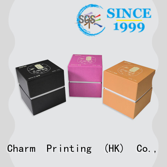 CharmPrinting paper gift box health care product