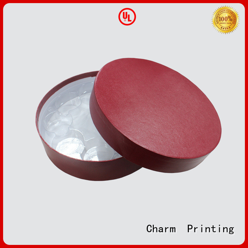 special shape food packaging boxes factory price for food box