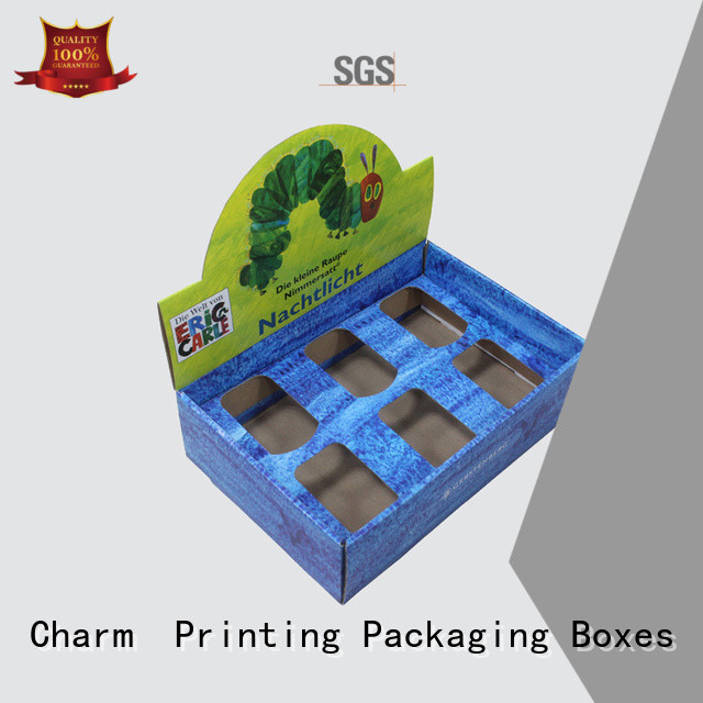 colorful toy packaging boxes supplier corrugated Box