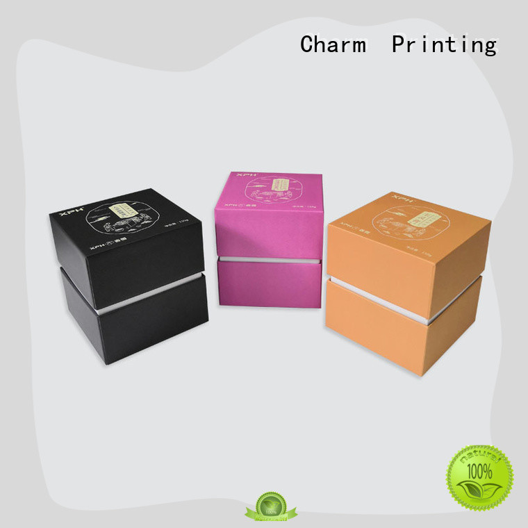 CharmPrinting drawer type magnetic gift box dental products
