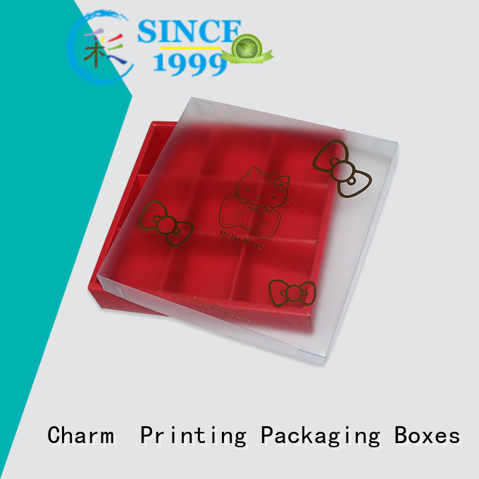 chocolate box automatic slide for chocolate box Charm Printing