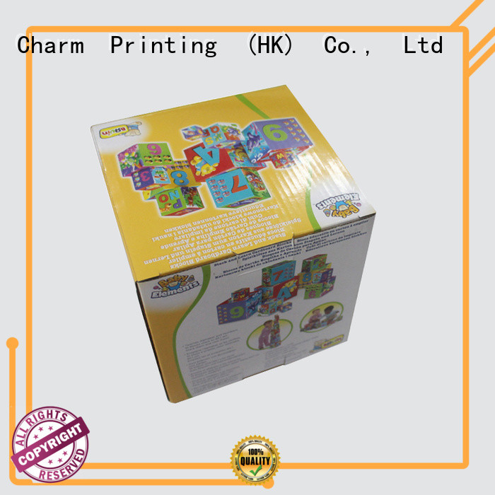 toy packaging supplier Corrugated Box