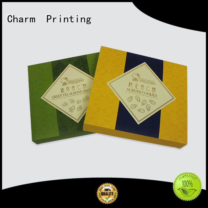 Charm Printing pillow box handmade for gift