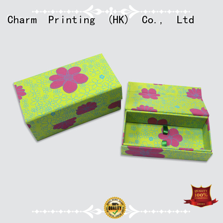 Charm Printing packaging boxes OEM for festival packaging