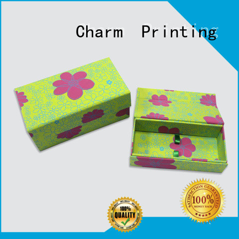 CharmPrinting magnet gift box magnet gift box OEM for festival packaging
