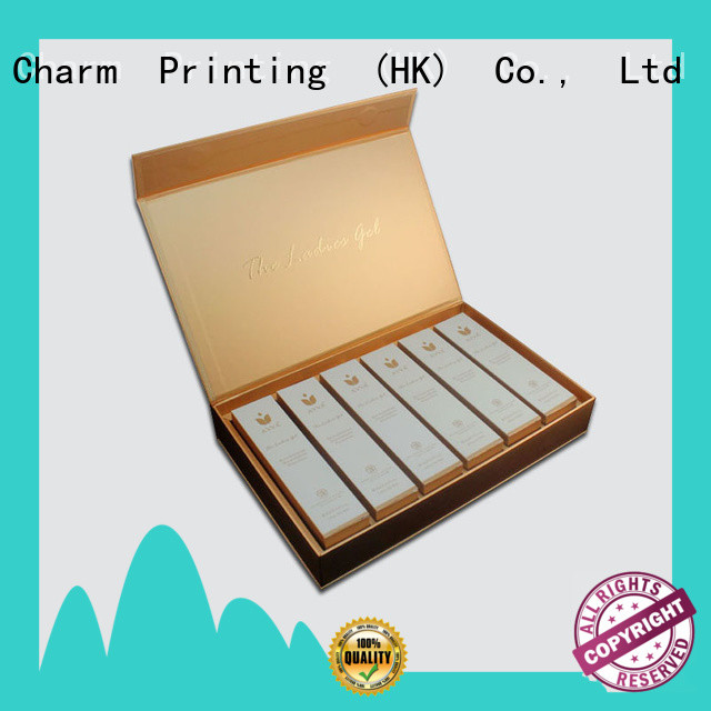 cardboard containers for cosmetics Gift Package CharmPrinting
