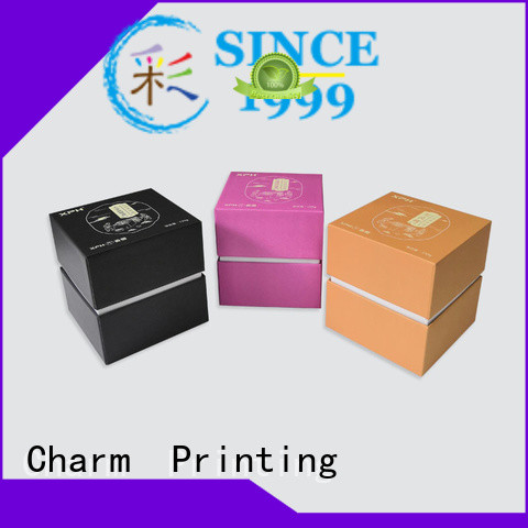 drawer type cardboard gift boxes health care product