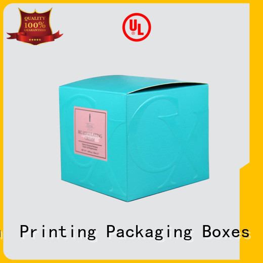 Charm Printing cosmetic packaging high quality storage