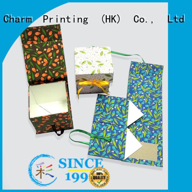custom magnet gift box OEM for packaging