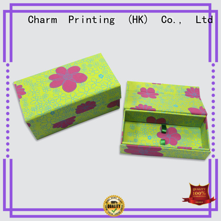 packaging gift box for gifts Charm Printing