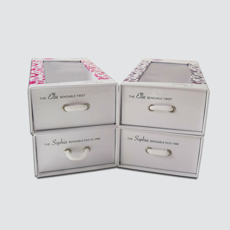 drawer type cardboard gift boxes base box dental products-2