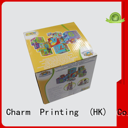 custom toy packaging buy now corrugated Box
