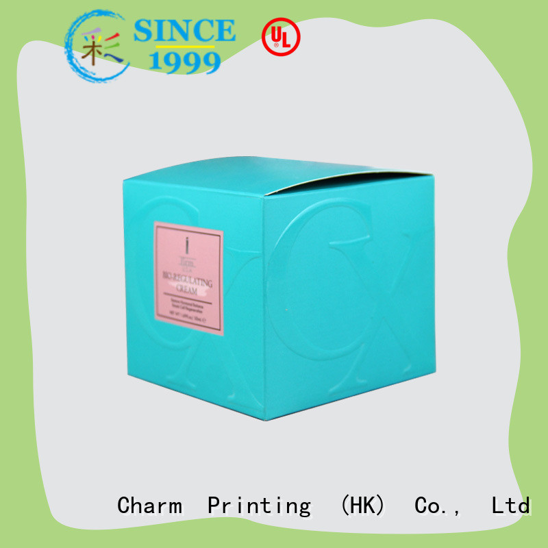 coloful cosmetic box offset printing shop promotion