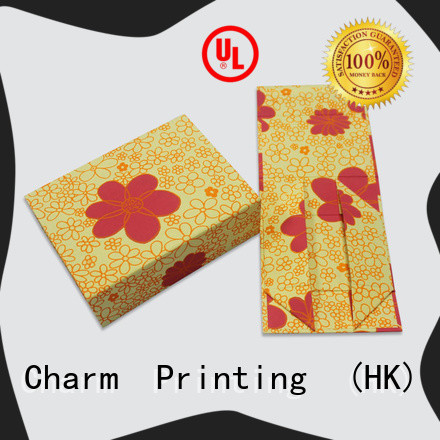 CharmPrinting magnet gift box factory price for gifts