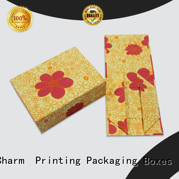 Charm Printing custom magnet gift box manufacturer for festival packaging